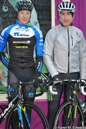 Sam Bennett Sean Kelly