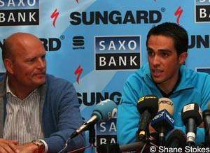 Riis Contador