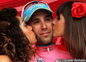 Photo: Vincenzo Nibali .