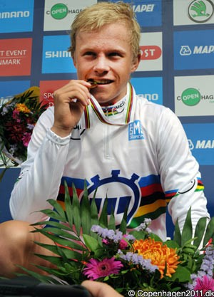 World championships: Danish rider Mads Wurtz takes junior ...