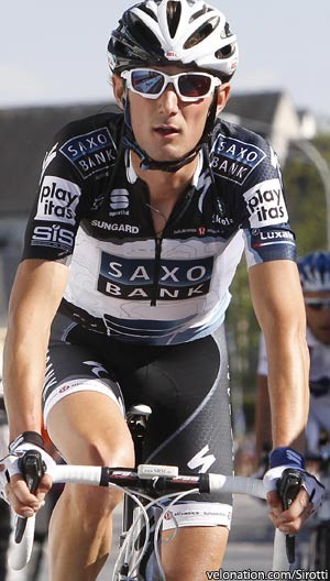 Fränk Schleck looks back on his victory at the Tour de Suisse