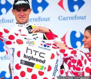 Tejay Van Garderen Tour de France KOM