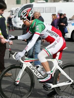Giovanni Visconti S Mcipollini Bike Stolen