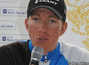 Photo: Vanmarcke chasing success.