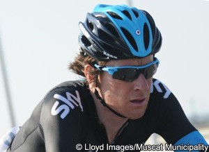 Photo: Team Sky philosophical after Bradley Wiggins loses time.