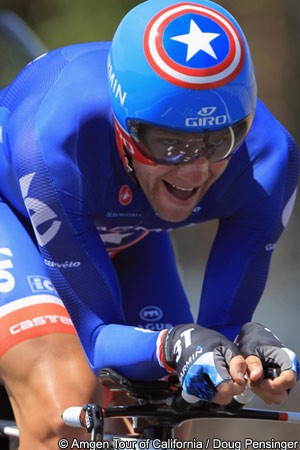 Dave Zabriskie wins seventh US time trial championship