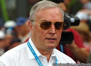 Photo: Swiss Cycling not to nominate McQuaid for third term as UCI president.