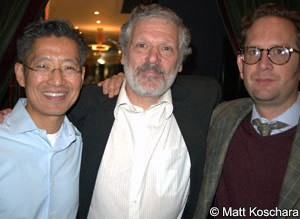 Eric Min Walter Bender Jonathan Vaughters