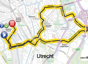 Tour de France 2015 Utrecht