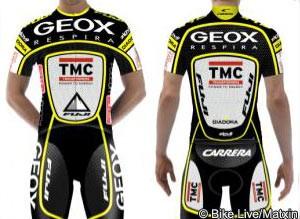 Geox TMC