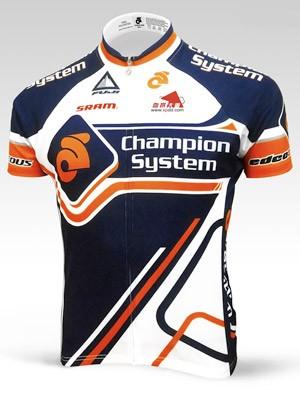 03d73b0a6 Champion System reveals 2012 team kit and sponsor list
