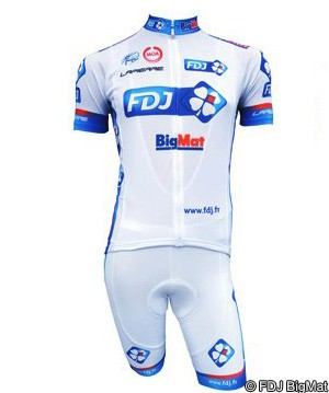 FDJ BigMat unveils new jersey for 2012 season