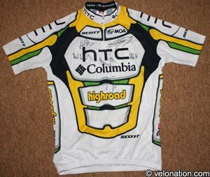 HTC jersey