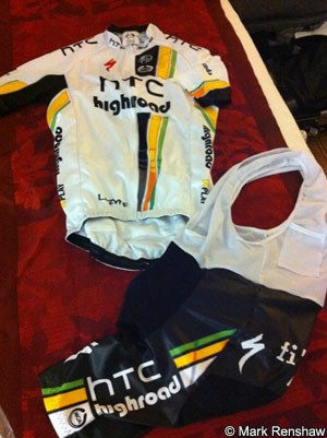HTC team kit 2011