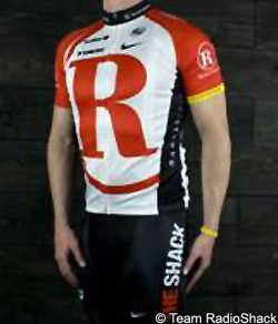 Team Radioshack 2011 kit