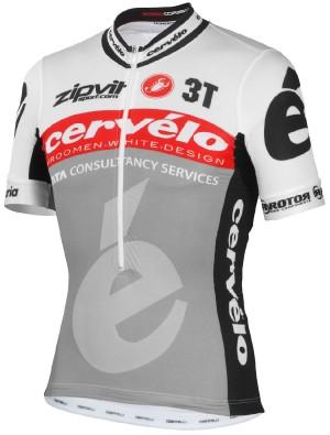 Cervelo TestTeam Tour de France Jersey