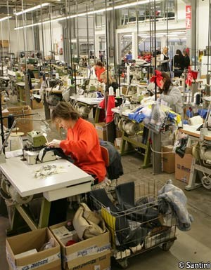 Santini Factory